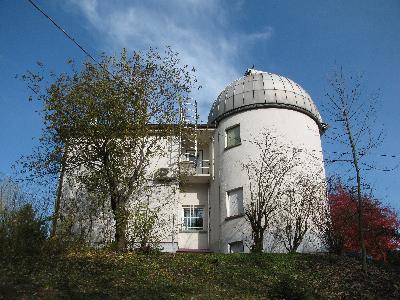 Slika observatorija zahod